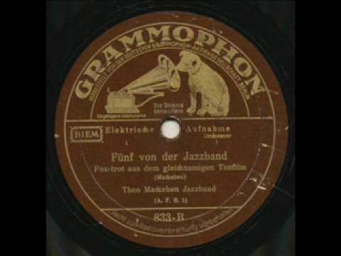 Theo Mackeben, Fünf von der Jazzband. Berlin 1932