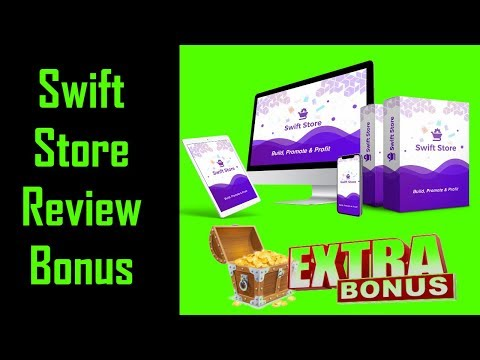 Swift Store Review | Swift Store Bonus | Swift Store Demo. http://bit.ly/2PiEPfG