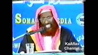 Maxaa Ka Danbeeya Geerida Sh. Maxamed  Rashaad