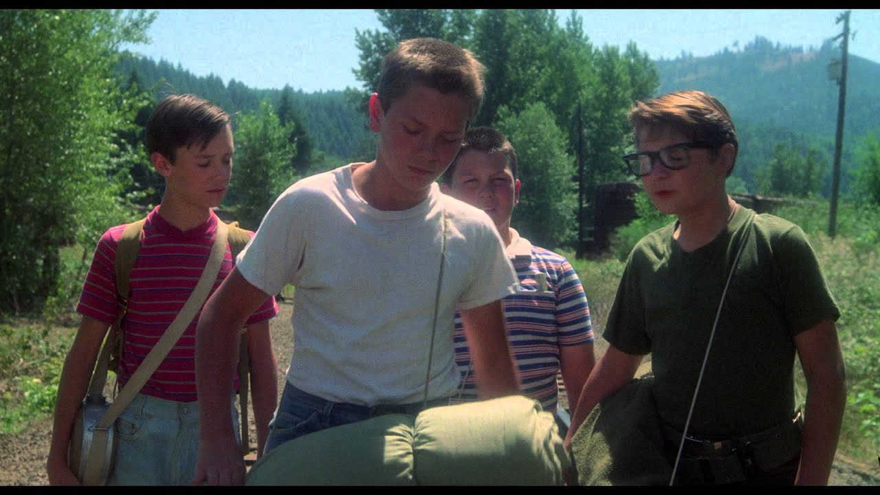 Stand By Me Stand By Me Trailer Youtube