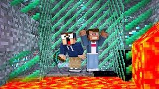 DAS WERDEN WIR NIEMALS ÜBERLEBEN! | Minecraft Gefangen #2