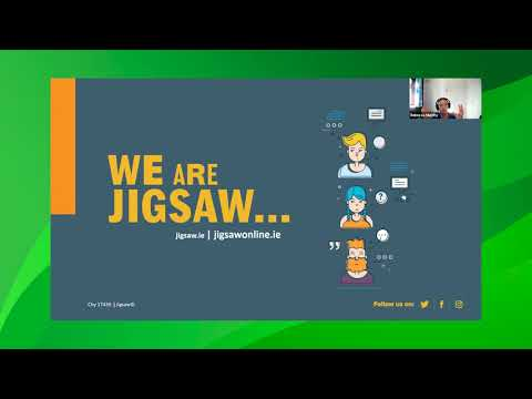 Jigsaw & FAI Coach Education Webinar - The importance of positive mental health