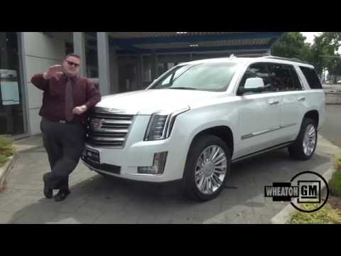 Cadillac Escalade 2018 Review by the Caddy Daddy - YouTube