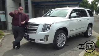 Cadillac Escalade 2018 Review by the Caddy Daddy