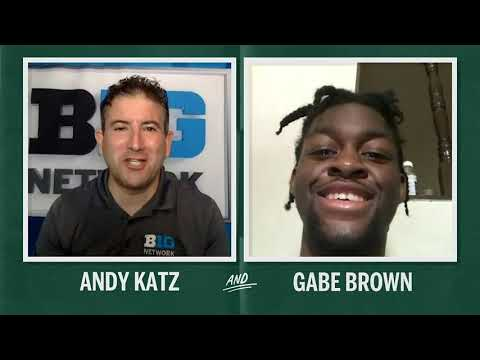 """Michigan State is my Dream School."" 