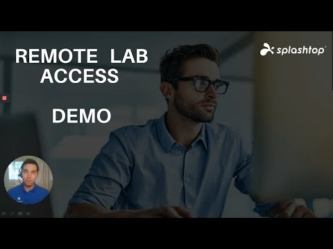 Enable Students to Access On-Campus Lab Computers from Home with Splashtop Remote Access