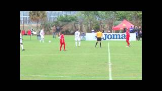 2012 NASL Pro Soccer Combine- Game 3- Red vs. White