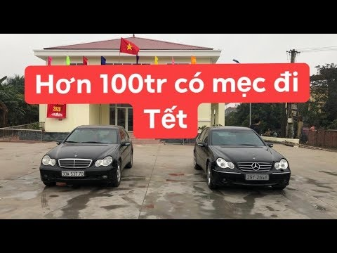 Cặp xe mẹc giá rẻ chỉ hơn 100tr chất lượng ☎️ 0365732222