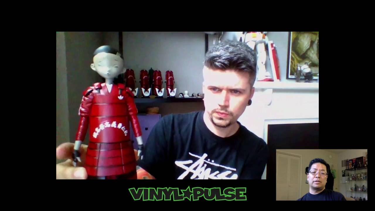 vinyl pulse webcam interview series 2 2petalrose vinyl pulse webcam interview series 2 2petalrose