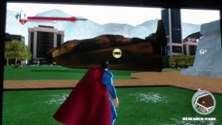 Game | superman returns the game how to blow superman statue | superman returns the game how to blow superman statue