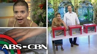 UKG: What's in the box challenge with Alessandra de Rossi