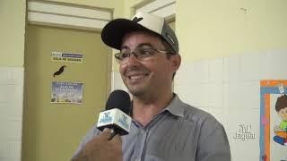 Vereador Rênio Diógenes ressalta a importância da ambulância para o Distrito do Castanhão