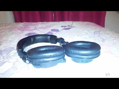 Audio Technica ATH-M50x - Broken Hinge Fix - TEMPORARY!!!