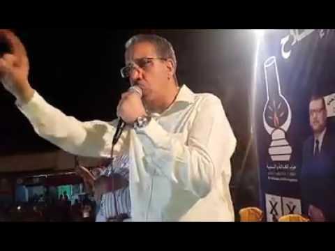 Rencontre M. Aziz Rabbah avec les habitants de Mahdia le 04/10/2016