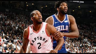 Raptors - Sixers : Game 7 commenté en direct !