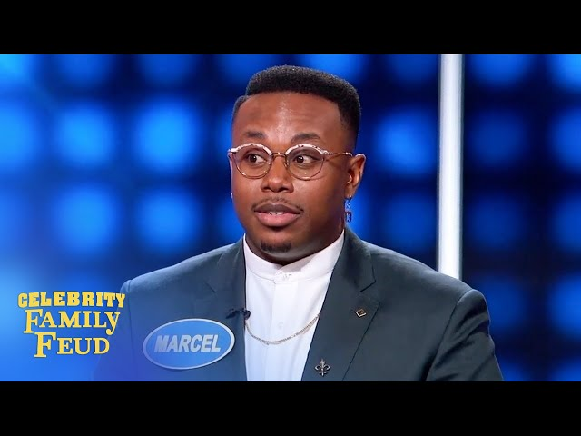 A woman would hate having the world's largest... WAIT, WHAT? | Celebrity Family Feud