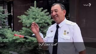 پلیس تقلبی و کنترل خیابان?های بیشکک