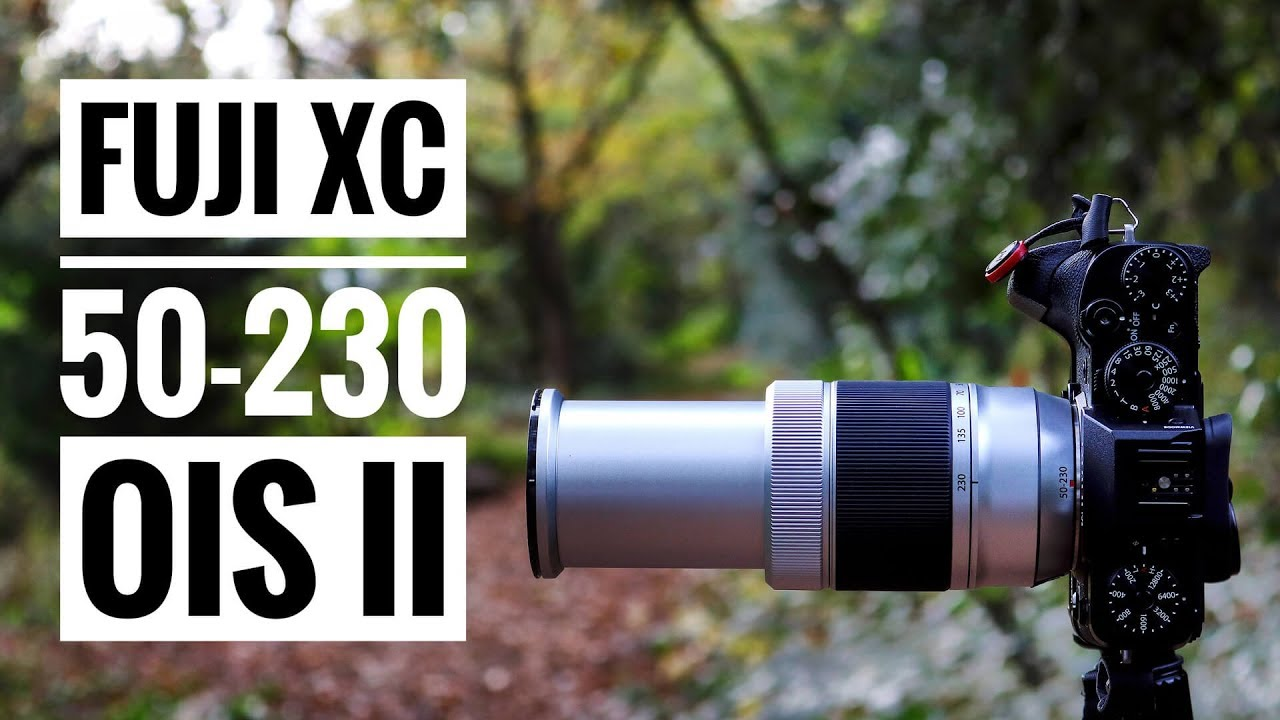 FUJINON XC50-230mmF4.5-6.7 OIS II Lens Driver for PC