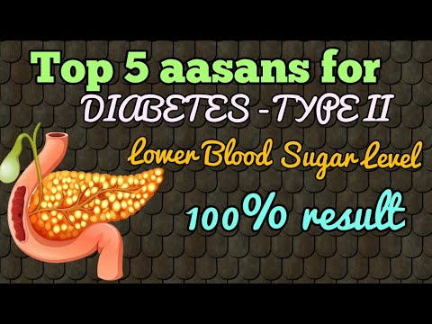 yoga poses for diabetes  madhumeh  youtube