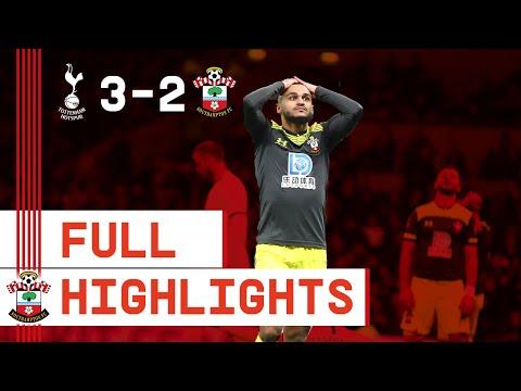 HIGHLIGHTS: Tottenham Hotspur 3-2 Southampton | FA Cup