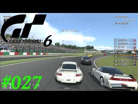 GRAN TURISMO 6 | #027 Saugmotor Sportserie im RUF RGT | Lets Play GT6 | HD