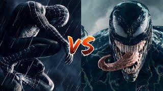 Black Suit Spider-Man vs. Venom 2018