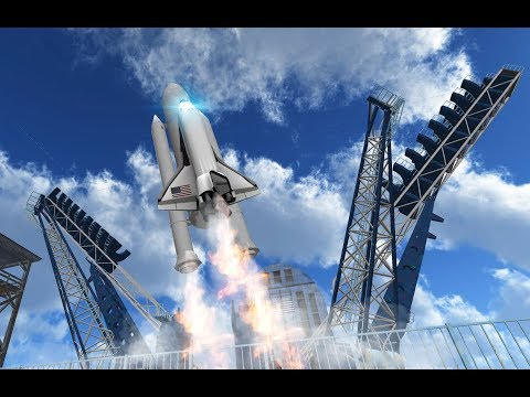 USA Air Force Rocket Flight 3D Gameplay Video Android/iOS