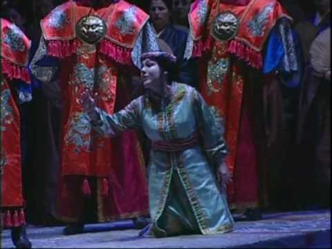 Turandot: Chi pose tanta forza - Adriana Marfisi