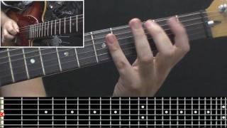 Aprenda a tocar o riff da música Finish what ya started (Van Halen)