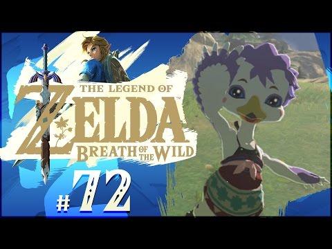 The Legend of Zelda: Breath of the Wild - Part 72 | SECRET Rito Village Shrine!