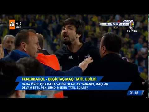 Fenerbahçe'nin Uğradığı Haksızlık