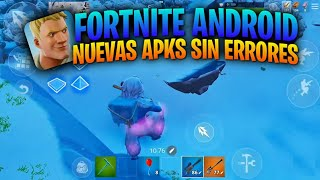 **AWESOME** DOWNLOAD FORTNITE ANDROID APK WITH HACK / NO VPN, CPU AND GPU ERRORS (64 BITS)