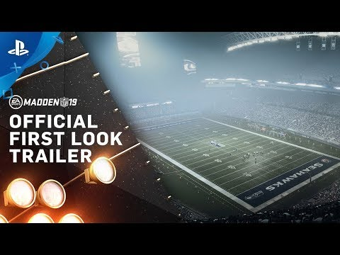 Madden NFL 19 – E3 2018 First Look Trailer | PS4