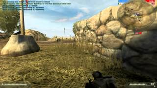 Battlefield 2 walkthrough - Zatar Wetlands