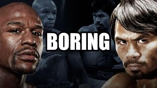 Manny Pacquiao versus Floyd Mayweather Fight Review & Recap