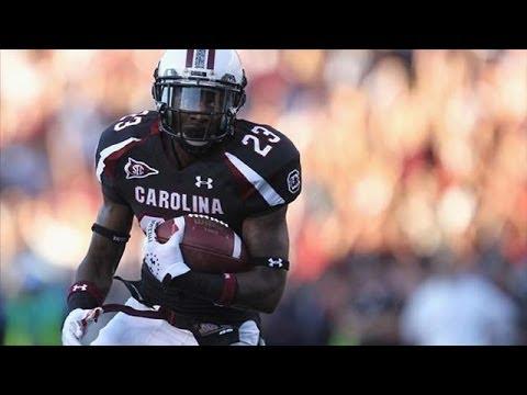 Bruce Ellington South Carolina Highlights ᴴᴰ