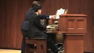 Austrian Hymn - John Hong J. Paine Concert Variations 시온성과 같은 오르간변주