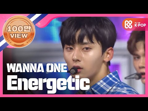 Show Champion EP.243 Wanna One - Energetic [워너원 - 에너제틱]