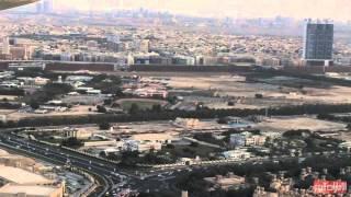 فيديو يظهر جمال دبي من أعلى فندق برج العرب!