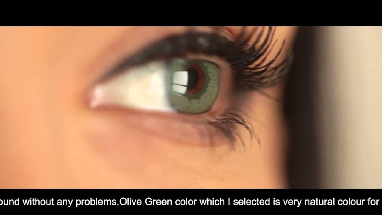 Поменять цвет глаз лазером цена
