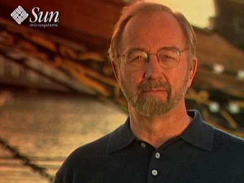 Sun Microsystems Video for the World Economic Forum (Two). With John Gage.