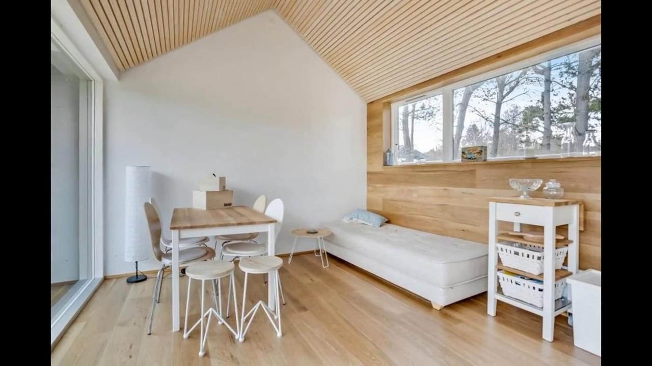 Scandinavian Modern Tiny House Small House Design Ideas