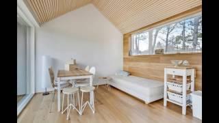 Scandinavian Modern Tiny House :: Small House Design Ideas