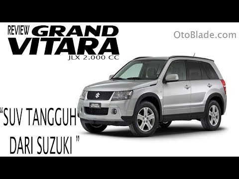 Review Suzuki Grand Vitara JLX 2.0