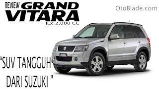 Review Suzuki Grand Vitara JLX 2.0