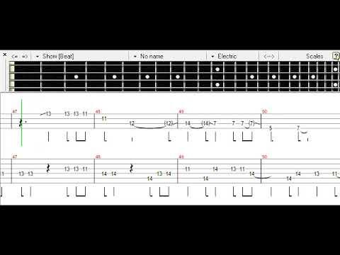 Darling in the FranXX ED Torikago - XX:me Bass TAB