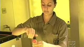sensibilizacion de la emulsion
