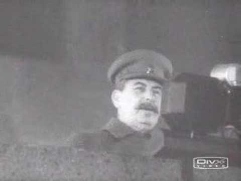 Stalin speech