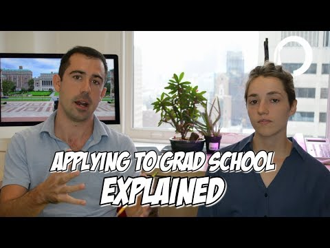 10 Steps For Applying To Graduate School