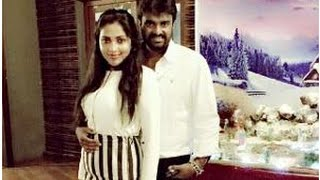 Amala Paul Conceived